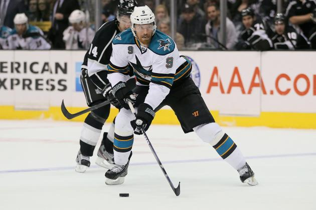 San Jose Sharks' Loss to Los Angeles Kings Leaves NHL Playoff Hopes in Jeopardy