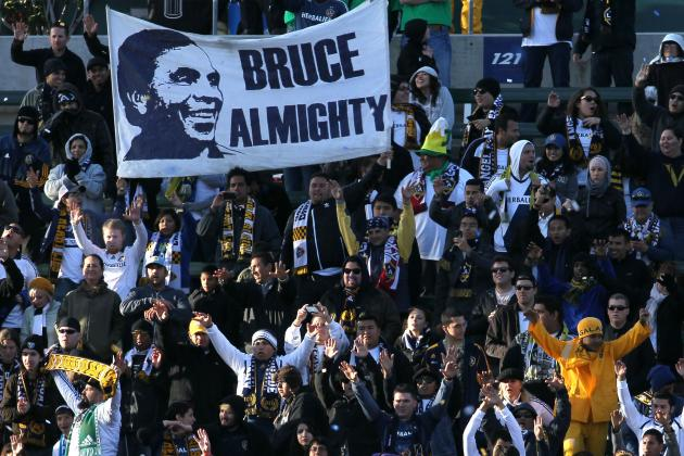 Los Angeles Galaxy: Ins and Outs, March 22, 2012