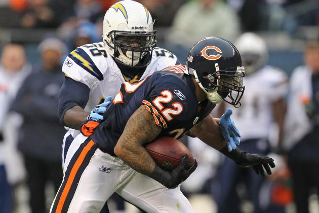 Now That Bears Have Paid Michael Bush, Team Must Work out Matt Forte Deal