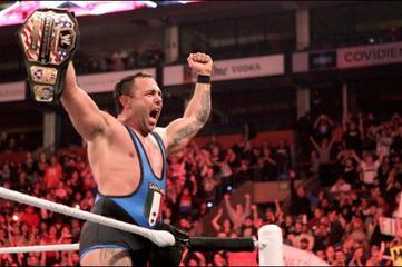 WWE: Santino Marella's United States Championship Win Brings Back His Old Days