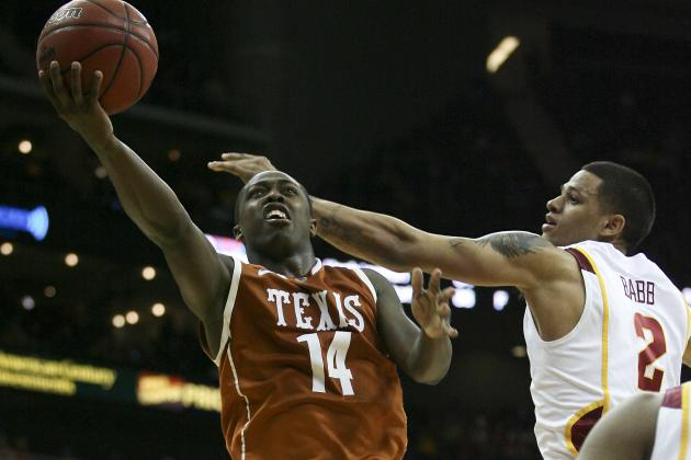 J'Covan Brown: Texas Guard Makes Wrong Decision to Enter NBA Draft