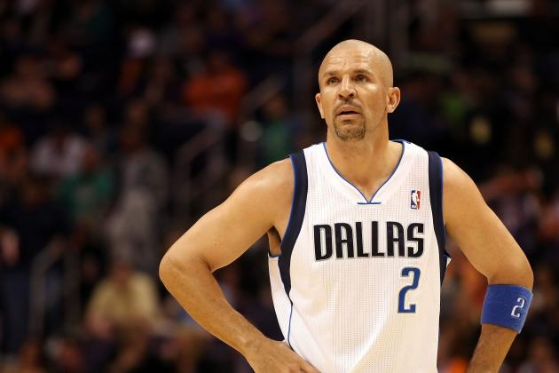 Jason Kidd: Dallas Mavericks Veteran Showing No Signs of Rust in His 17th Year