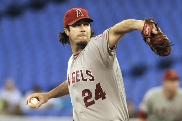 Los Angeles Angels Looking for Pitching, but Not Fifth Starter?