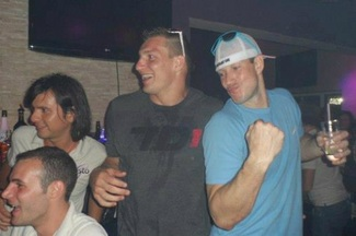 Ain't No Party Like a Gronkowski Party 'Cuz a Gronkowski Party Don't Stop