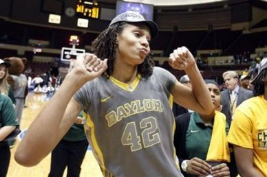 NCAA Women's Tournament 2012: Baylor Will Continue to Roll Through Women's Field