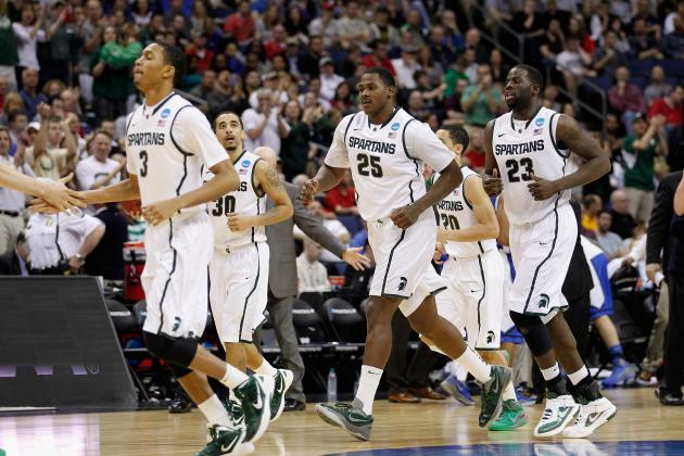 Sweet 16 Predictions: Why the No. 1 Seeds Have Nothing to Worry About This Week