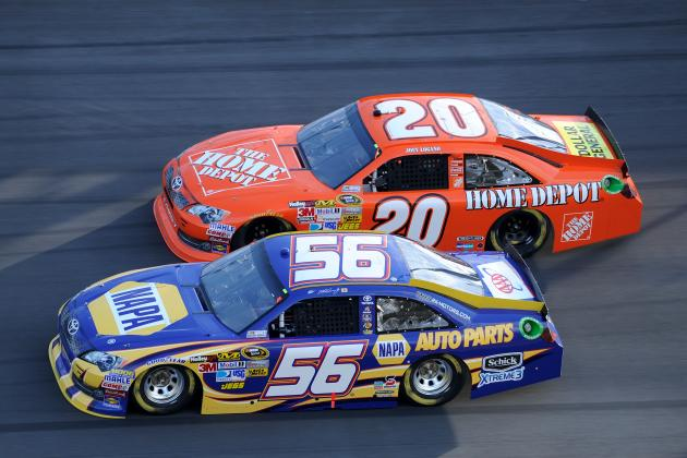 Martin Truex Jr. vs. Joey Logano: Which Sprint Cup Surprise Is for Real in 2012?