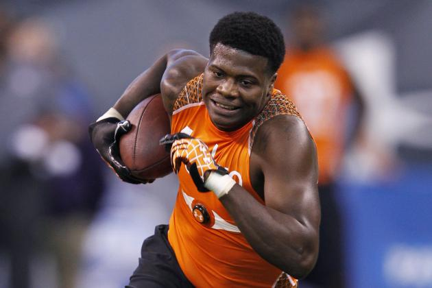 NFL Draft 2012: Pro Days That Made Prospects First-Round Locks