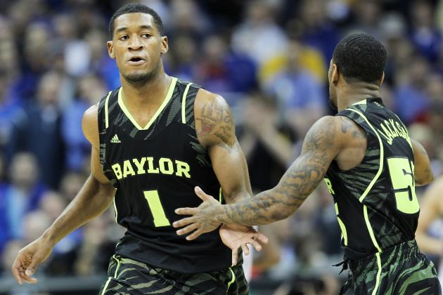 Sweet 16 Predictions: Baylor Bears vs. Xavier Musketeers