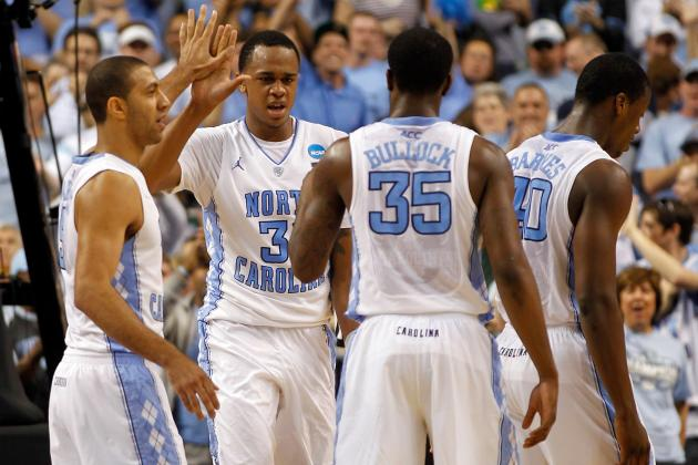 Ohio vs. North Carolina: Tar Heels Will Decimate Overwhelmed Bobcats