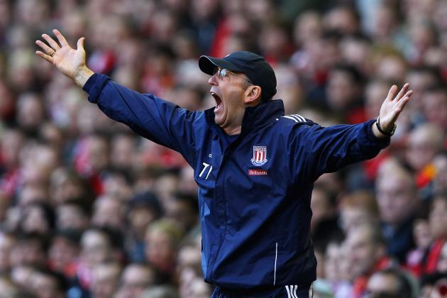 World Football Strange but True: Tony Pulis Escapes Driving Ban, Rescues Stoke