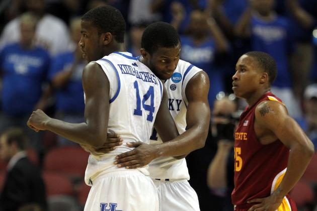 NCAA Tournament Scores 2012: Kidd-Gilchrist's Decision Won't Slow Down Kentucky