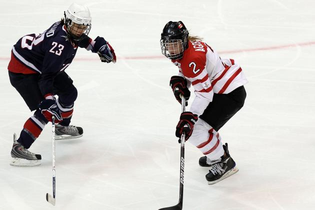 Canadian Women's Hockey League: 2012 League Awards