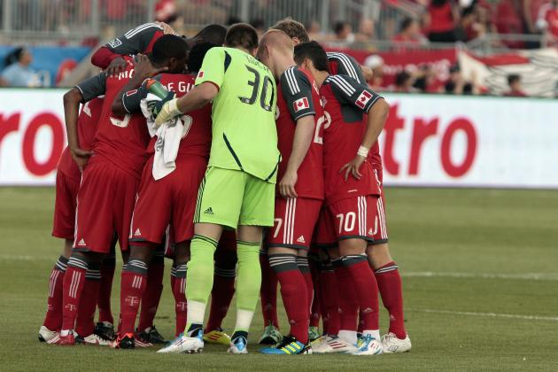 Toronto FC vs. San Jose: Previewing Toronto's Home Opener This Saturday