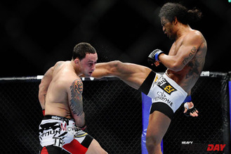 Benson Henderson Says His Job is To Beat People Up, Not to Call Them Out