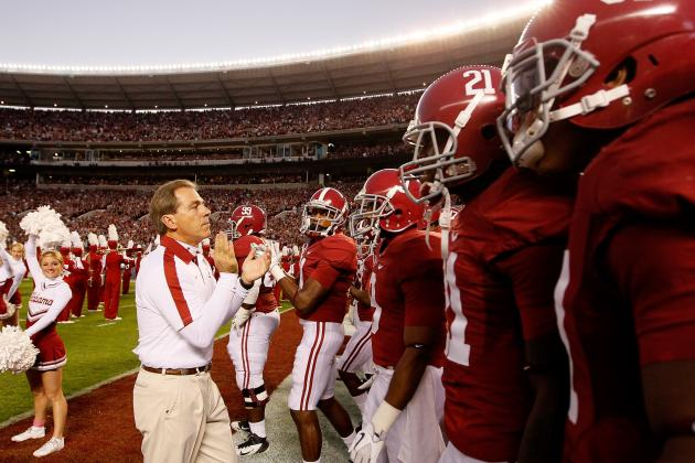 Alabama Football:  Is Alabama Becoming the New NFL U?