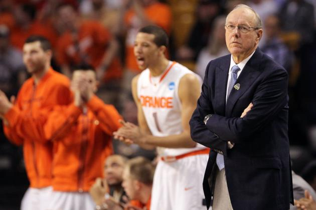NCAA Tournament 2012: Syracuse's Win over Wisconsin Shows Coach Boeheim's Impact