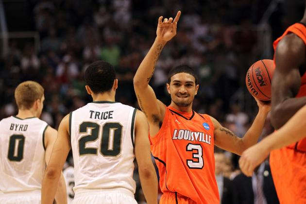 NCAA Scores 2012: Ousting Top Seed Michigan State Proves Louisville Is Contender