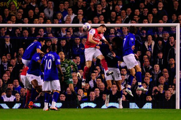 Arsenal: 10 Memorable Moments in Arsenal's Triumph at Everton