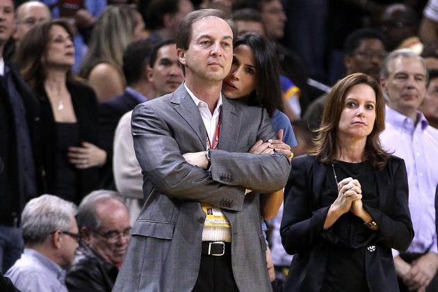 Golden State Warriors Must Attempt to Re-Acquire Lottery Pick in 2012 NBA Draft