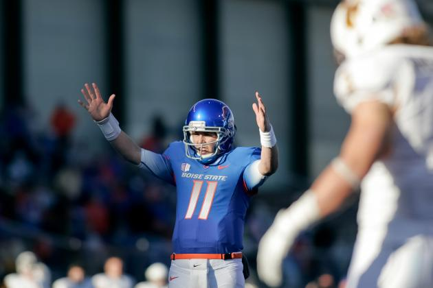 Green Bay Packers Should Draft Kellen Moore in 2012 NFL Draft