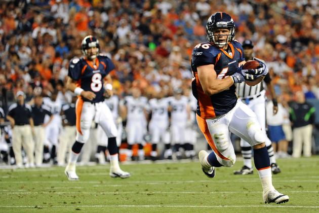 2012 NFL Free Agents: Patriots Sign Former Denver Bronco Spencer Larsen
