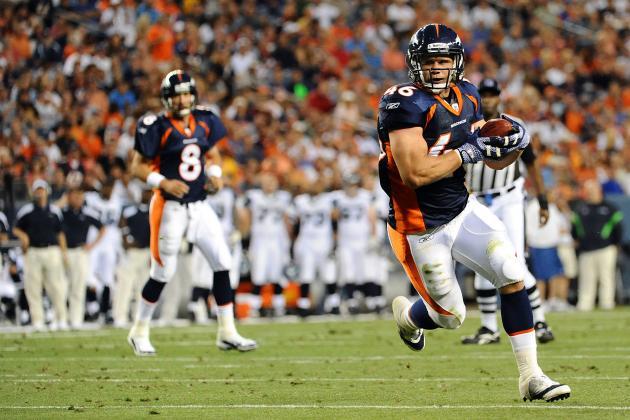 2012 NFL Free Agents: Patriots Sign Former Denver Bronco Spencer Larsen
