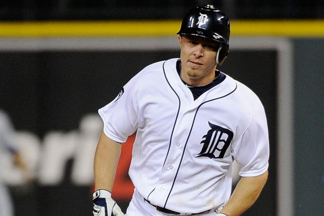 Detroit Tigers:  Why Brandon Inge Should Be Ryan Raburn's Backup at Second Base
