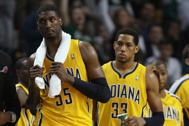 Danny Granger, Roy Hibbert Show Leadership in Win over Wizards