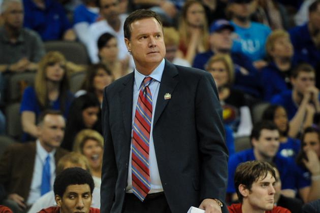 Kansas Jayhawks: Bill Self Deserves NCAA Coach of the Year