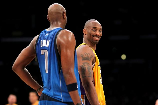Kobe Bryant Gives Valuable Advice to Dallas Mavericks About Lamar Odom