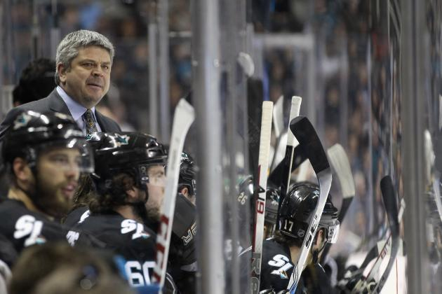 Bruins vs. Sharks: San Jose Fights to a Much-Needed Regulation Win over Boston