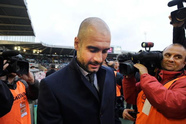 Chelsea to Offer Pep Guardiola £40m Deal to Leave Barcelona: Reports