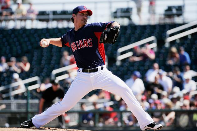 MLB Spring Training 2012: Cleveland Indians, Don't Panic Yet
