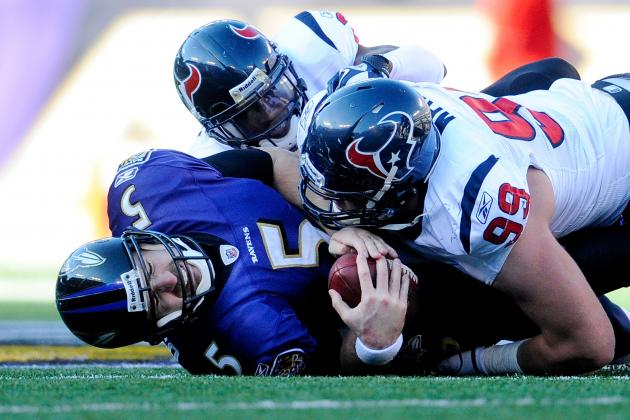 Why the Houston Texans Have the Best Defense in the AFC South