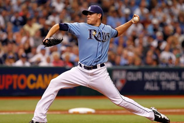 Fantasy Baseball Rankings 2012: Matt Moore and Hot Prospects Who Will Shine