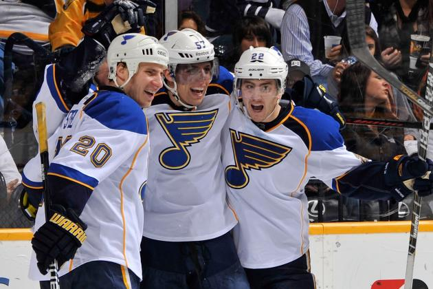 St. Louis Blues: Meet the NHL Western Conference Front-Runners