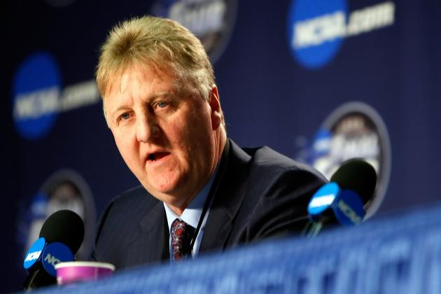 NBA Rumors: Larry Bird's Departure Would Be Devastating Loss for Indiana Pacers