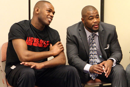 Jon Jones and Rashad Evans Sound Off on Legalizing MMA in New York