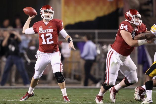 Oklahoma Football: Landry Jones Working with QB Guru Is Perfect Spring Ball Move