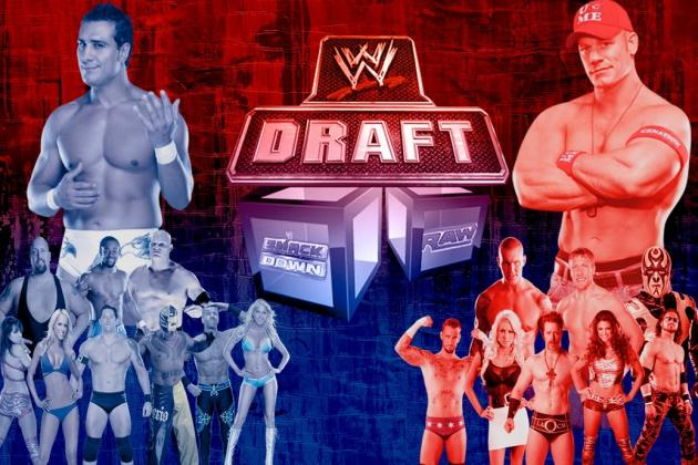 WWE Exclusive: Huge Plans for the Upcoming 2012 WWE Draft