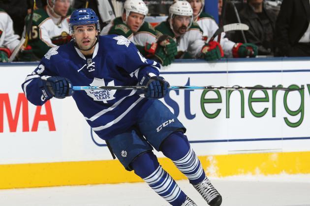 Toronto Maple Leafs Call Up Nazem Kadri and Ryan Hamilton