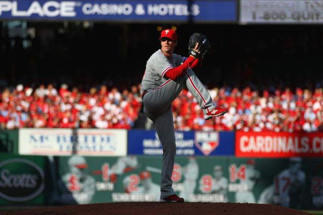 2012 Philadelphia Phillies: Trade Cole Hamels to Save the Season?