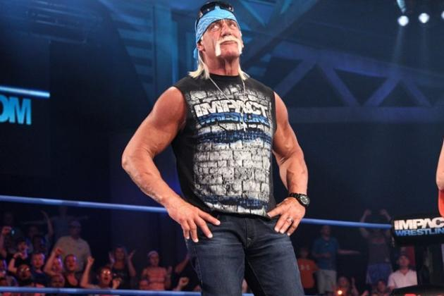 TNA Impact Wrestling: Sting Steps Down, Hulk Hogan, the X-Division and More