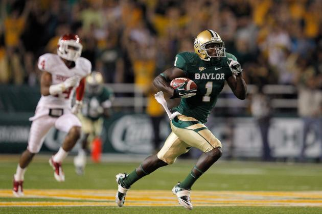 NFL Draft 2012:  5 Grossly Overrated WRs Who'll Never Be No. 1 Options