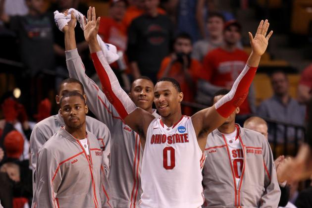 Ohio State Overcomes Sweet 16 Demons to Move Within One Win of Final Four