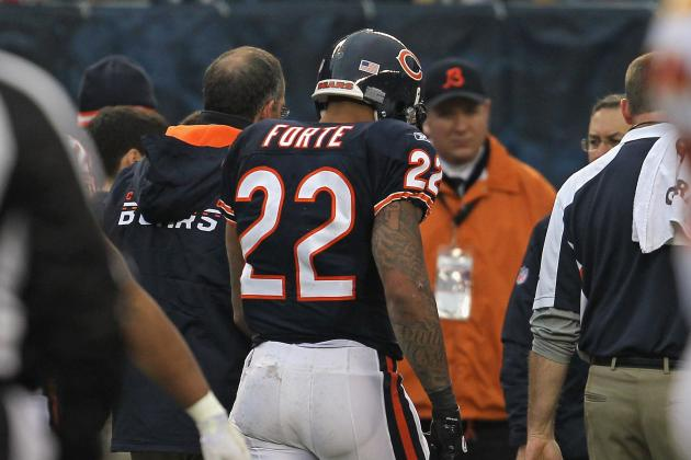 Chicago Bears RB Matt Forte Disgruntled, Is a Trade on the Way?