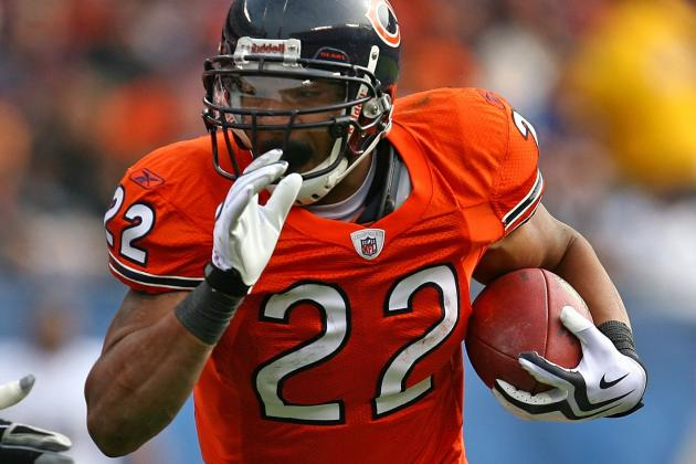 Matt Forte Should Shut Up, Shake Hands With Michael Bush, Embrace Winning