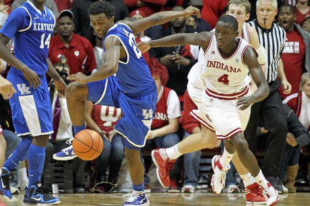 NCAA Tournament 2012: 4 Things to Watch for in Kentucky vs. Indiana