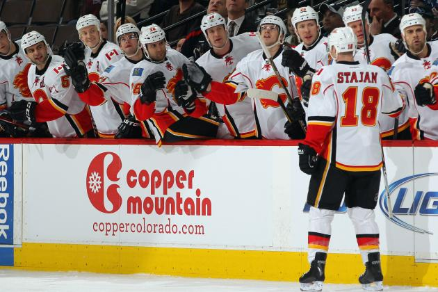 Calgary Flames: Window Closing on NHL Playoff Contention